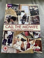 Call The Midwife Box Set Cd's Series One/two & Xmas Special