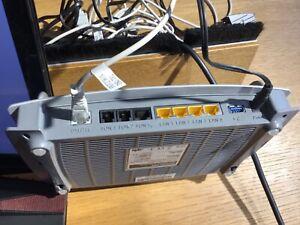 Fritz Box 7490 W-Lan Router AVM Fritz!Box DSL, gebraucht, voll funktionsfähig