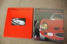 Ferrari 250 GTO by Doug Nye + Pietro Carrieri excellent condition