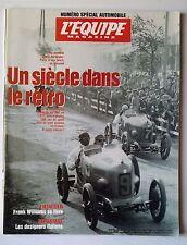 L'Equipe Magazine 5/10/1996; Un siècle dans le rétro/ Entretien Frank Williams