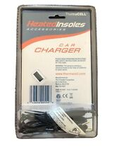 Car Charger for Heated Insoles