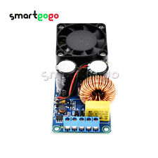IRS2092S 500W Digital  Amplifier Mono Channel D HIFI Module Board + FAN BSG