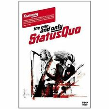 STATUS QUO The One And Only DVD BRAND NEW PAL Region 0