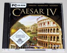 CAESAR IV-PC jeu Jewelcase-ETAT NEUF 4