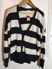 Striped Cardigans Regular Size Jumpers & Cardigans for Women