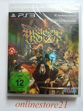 Dragon's Crown PlayStation 3 NEU PS3