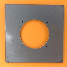 "Calumet (4"") CC400 series lens board,drilled 50mm/2"""