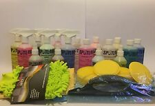 1L Ultimate Car Cleaning Pack Bundle Christmas Gift Used By Professionals