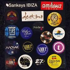 18 x Ibiza Stickers  - Aufkleber - Pegatinas - Adesivi  Amnesia Sankeys Space