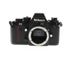 Nikon F3 35mm Camera Body and DE-2 Prism Finder, Made in Japan - BG
