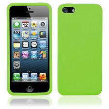 Silicona Funda cubierta para iPhone 4 Iphone 5/5s Iphone 6 Plus y protector de pantalla