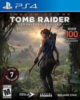 Shadow of The Tomb Raider: Definitive Edition for PlayStation 4 [New Video Game]