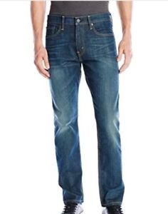 Men's Levi's 502 Regular Taper Fit Blue Jeans (295070004) Rosfunch - 36x30 NWT