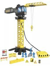 Discovery Kids Construction Crane Toy Set