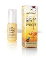 New Wild Ferns Manuka Honey Intensive Eye Creme 30ml Wilderns Eye Cream
