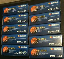 10x Konica 110mm ISO 200 Expired film fuji kodak agfa pocket lomography