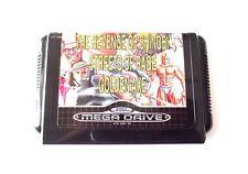 MEGA GAME 2 Genesis Mega Drive PAL 3 in 1 Shinobi + Golden Axe + Streets of Rage