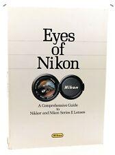 EYES OF NIKON COMPREHENSIVE GUIDE TO NIKKOR & NIKON SERIES E LENSES - UK DEALER