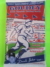 2008 Upper Deck Goudey Baseball Hobby Pack (8 Cards)
