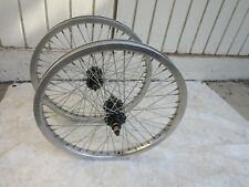 DIAMOND BACK NOS  RIMS WHEELS BLACK GT HUBS BMX RACING