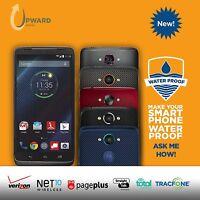 NEW Motorola Droid Turbo (32,64GB) Verizon Straight Talk Net10 PagePlus Tracfone
