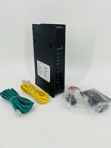 CenturyLink ZyXEL C1100Z 802.11n Wireless Modem Router w/ Power Cords & Cables