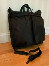 Men In Cities Nomad Ultra-lightweight Travel Bag in Black