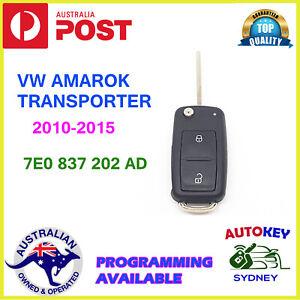 VW AMAROK KEY OEM SUIT 2010-2015