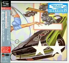 CARS-HEARTBEAT CITY-JAPAN SHM-CD BONUS TRACK E78