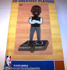 David Robinson San Antonio Spurs 50 Greatest Players Legends Bobblehead Ltd 1000