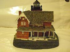 Harbour Lights Sea Girt Nj Collector Society Lighthouse #509 Members 1998