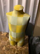 Child Mannequin Bust Form Model Macy's 18�