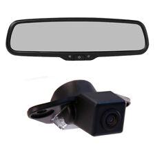 Rearview Mirror w/ Monitor+2003-2014 Ford Econoline E-series Van Backup Camera