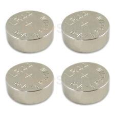 4 PACK NEW Battery Coin Cell Button 1.5V 303 357 A76 AG13 LR44 LR154 US Seller