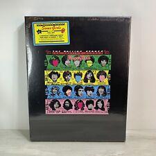 ROLLING STONES Some Girls SUPER DELUXE Edition BOX Set 2 CD'S DVD & VINYL 🔥🔥