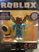 *Roblox Series* THE CLOUDS FLYER FIGURE & ACCESSORY PACK VIRTUAL ONLINE CODE NEW