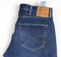 Levi's Strauss & Co Herren 501 Gerades Bein Jeans Stretch Größe W38 L32 APZ1203