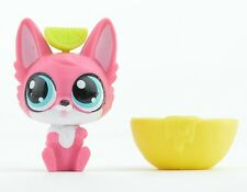 Littlest Pet Shop Cozy Snackers Series 3 Mini-Figure - Pink Chihuahua / #3983