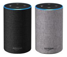 Amazon Echo Alexa Smart Speaker Bluetooth WiFi 2nd Generation(Black/Gray)