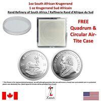 🇨🇦 2018 South Africa 1 oz Silver Krugerrand (BU)