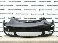 VW BEETLE 2006-2010 FRONT BUMPER IN BLACK [V267]