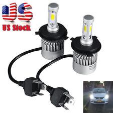 1300W 195000LM H4 9003 LED Conversion Headlight Kit Hi/Low Beam 6000K White