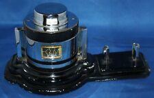 More details for rare vtg antique art deco desktop barometer thermometer ca lender -pl-3200