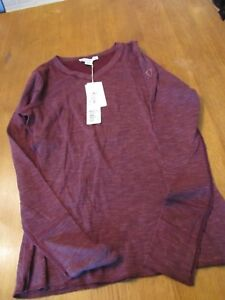 Womens Cutter & Buck LS Golf Shirt, NWT, S