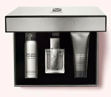 """VICTORIA'S SECRET Luxe Fragrance Gift Set In Scent """"Very Sexy Platinum Him"""" New"""