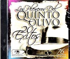 PLENAS  - LOS PLENEROS DEL QUINTO OLIVO - 20 EXITOS