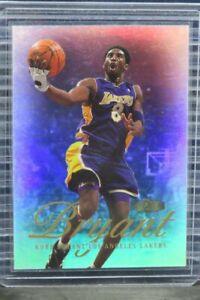 1999-00 Fleer Flair Showcase Kobe Bryant #50 Lakers D302