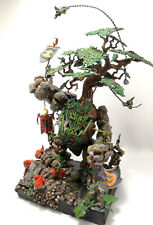 """WARHAMMER FORGE WORLD SIGMAR/FANTASY ORCS AND GOBLINS """"ROGUE IDOL""""  SPECIAL OOP"""