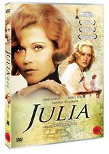 Julia (1977) - Fred Zinnemann, Jane Fonda, Vanessa Redgrave DVD *NEW
