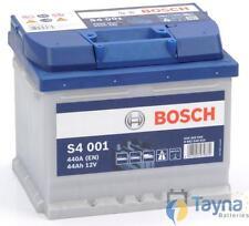 Bosch Car Battery UK Ref 063 12V 44Ah Bosch Code S4001 - 4 Yr Gty - Next Day S4